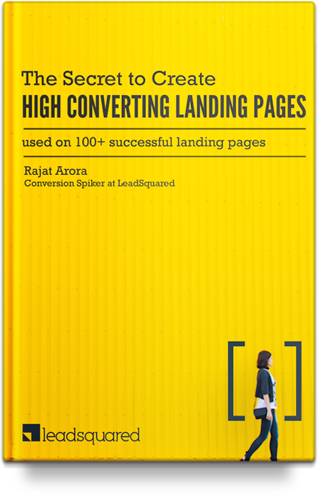 The Secret to Create High Converting Landing Pages